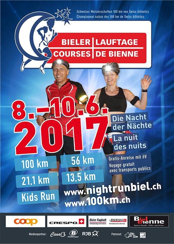 Bieler Lauftage 2017
