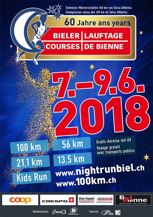 Bieler Lauftage 2018