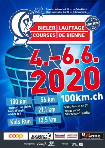 Bieler Lauftage 2020