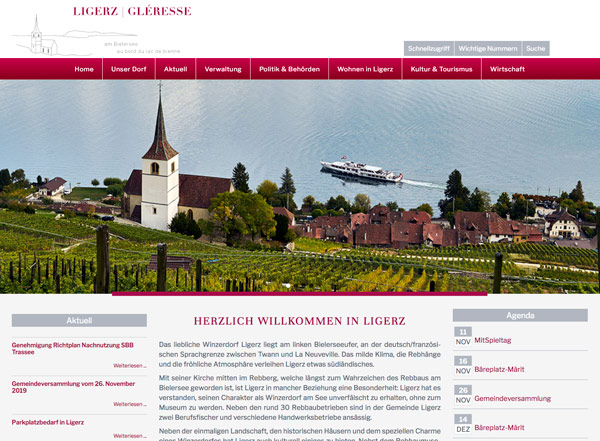 Gemeinde Ligerz