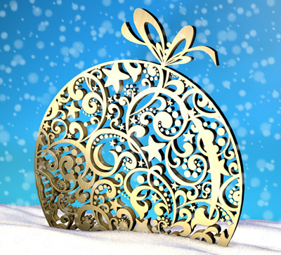 DIHAWAG: Weihnachtskarte